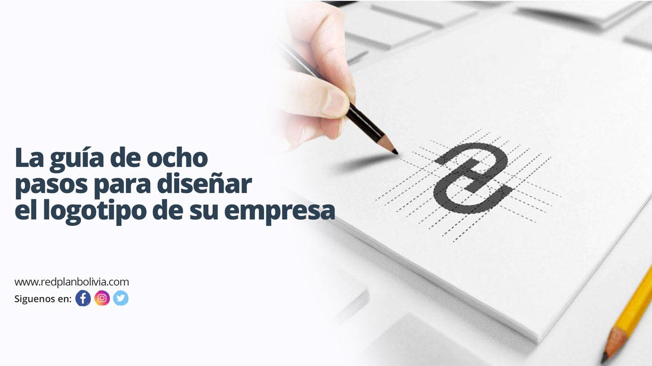 La guía de ocho pasos para diseñar el logotipo de su empresa