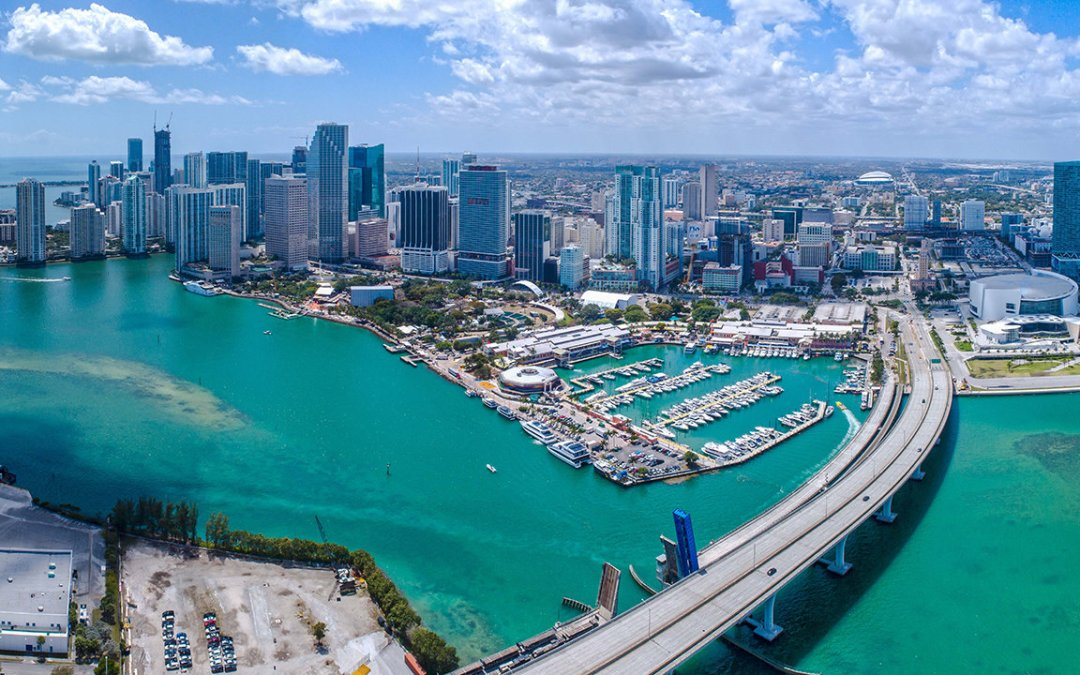 Miami: la capital de América Latina en EE.UU.