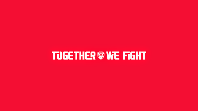 Together we Fight!