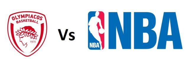 Back in Time: Ολυμπιακός vs NBA