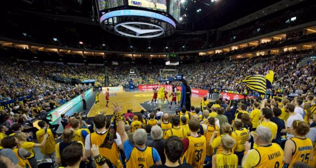 Pre Game #10 vs Alba Berlin