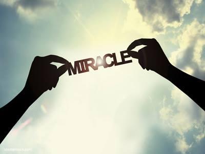 Πόσο διαρκεί ένα θαύμα ;