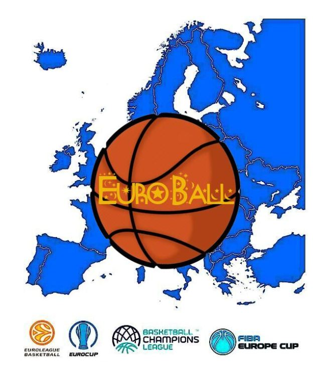 EuroBall 1st Edition