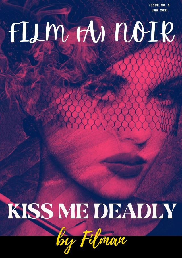 Film (a) Noir – Kiss me deadly