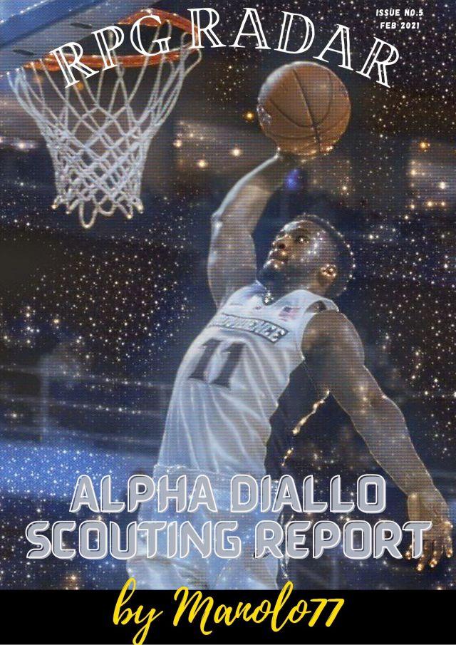 RPG Radar: Alpha Diallo Scouting Report
