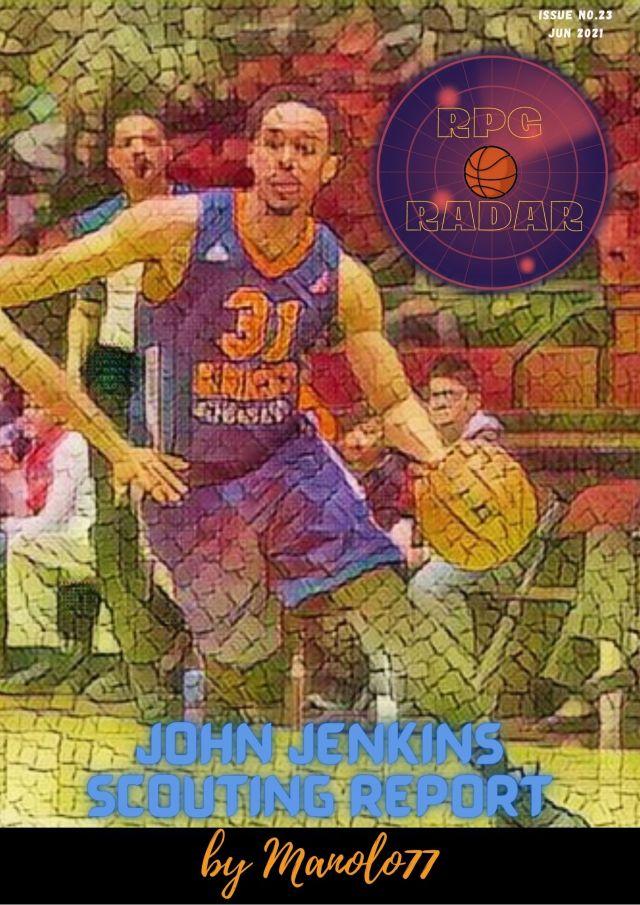 RPG Radar: John Jenkins Scouting Report