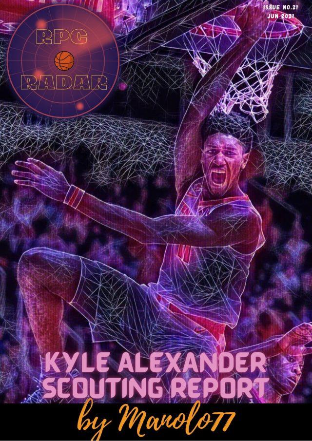 RPG Radar: Kyle Alexander Scouting Report