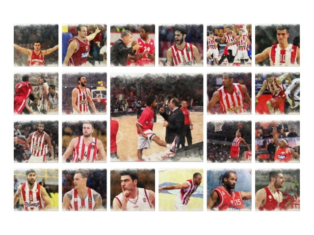 Red Small Forwards – Team of the Century