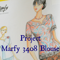 Marfy 3408 Project