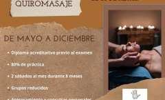 Curso profesional de quiromasaje en Mos