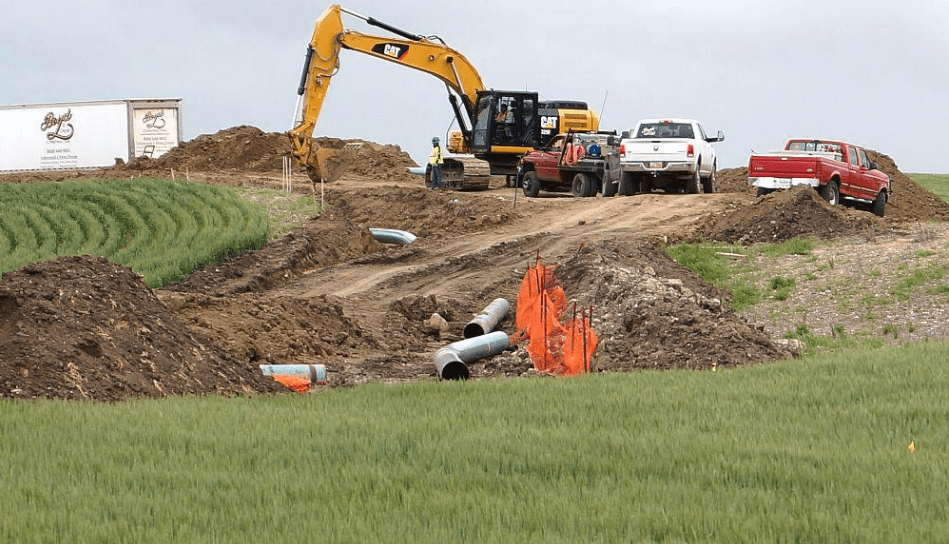 Judge Won't Immediately Stop Pipeline Construction