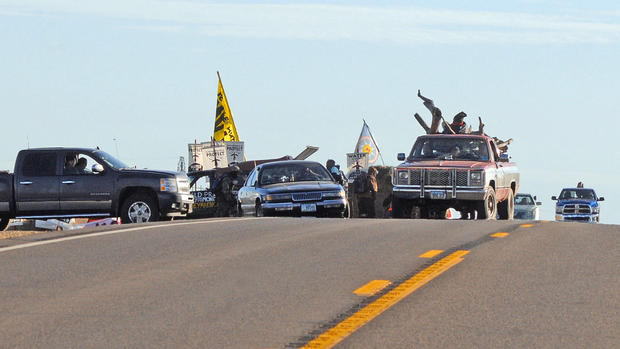 Protesters Move Camp To Dakota Access Property, Claiming It As Treaty Land