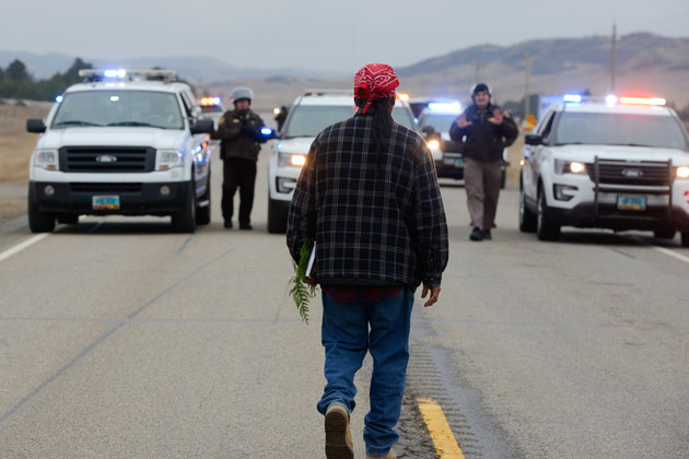 North Dakota Bill Would Protect Drivers Who 'Accidentally' Hit And Kill Protesters