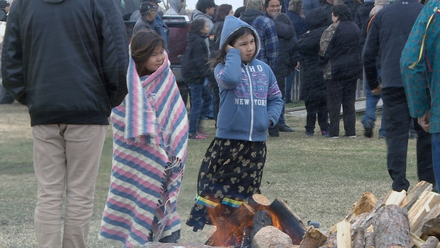 Sagkeeng First Nation Mourns Slain Teen at Vigil Attended by Hundreds