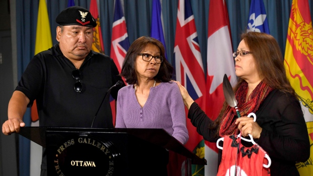 Frustrated Families Vow to 'Blockade' Missing and Murdered Inquiry Hearings