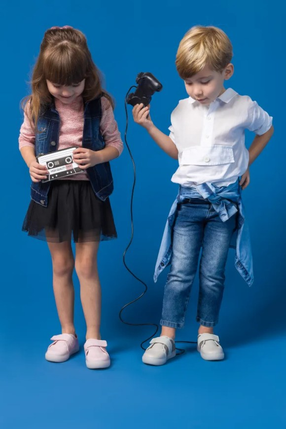Fotografia de moda para campanha de moda e redes sociais Pimpolho. Fotografia de moda infantil.