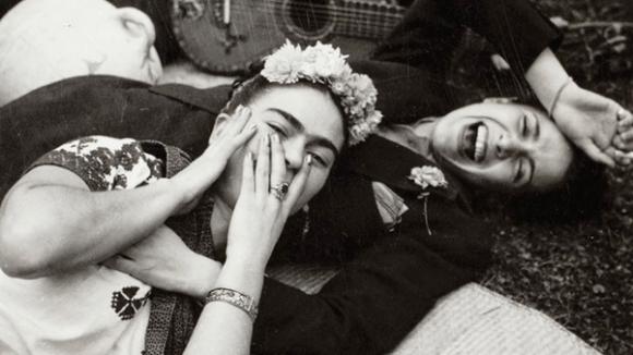Mulheres pioneiras do audiovisual Tina Modotti