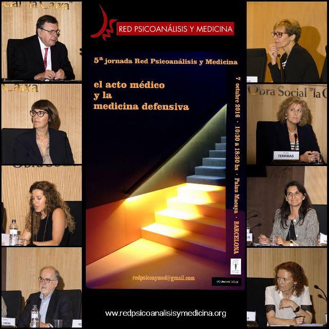 Reseña de la 5ª Jornada de la Red: El acto médico y la medicina defensiva