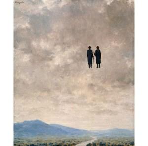 L'art de la conversation (1963) R. Magritte