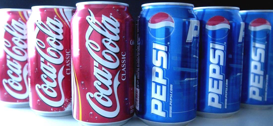 pepsi cola competitors