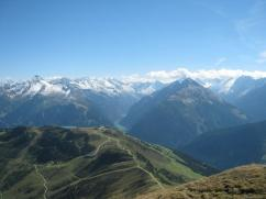 View from Wanglespitz