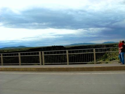 Gorge Bridge, photo © 2007 by ybonesy, all rights reserved