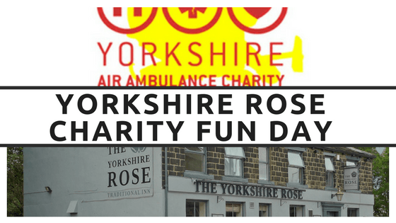 Yorkshire Rose Guiseley, Air Ambulance Charity Day. Leeds