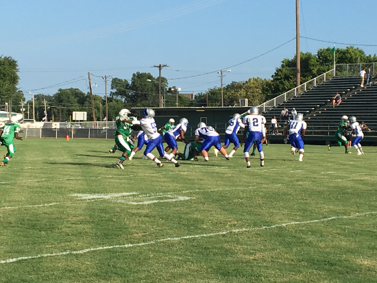 RRPJ-RR Football Scrimmage-17Aug23