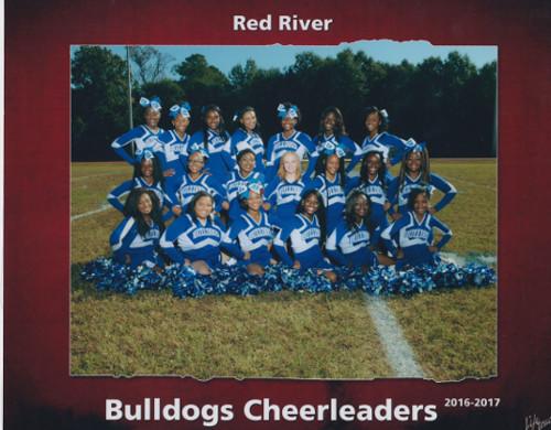 RRPJ-RRHS cheerleaders-17Oct6