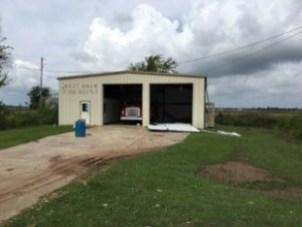 fire station damage