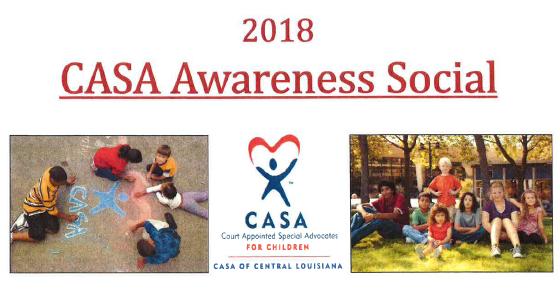 CASA Awareness Social