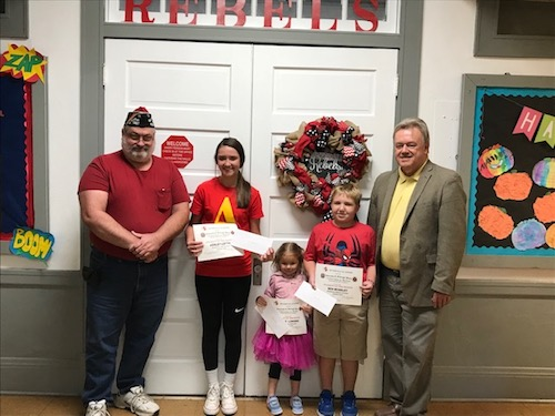 RRPJ-Riverdale Student of the month TOP-18Ot26