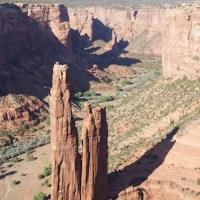 Off the grid, Onto the Reservation, into the Canyon De Chelly