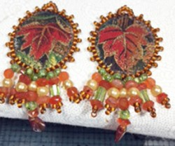 orange-earrings