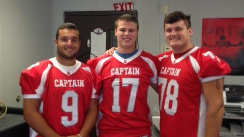 Captains '18