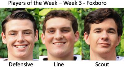 Week 3 – Foxboro