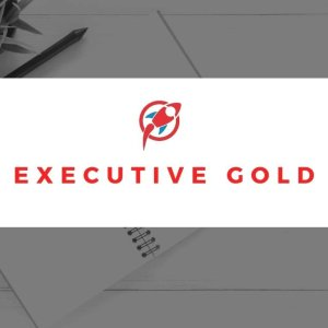 executive gold package product logo