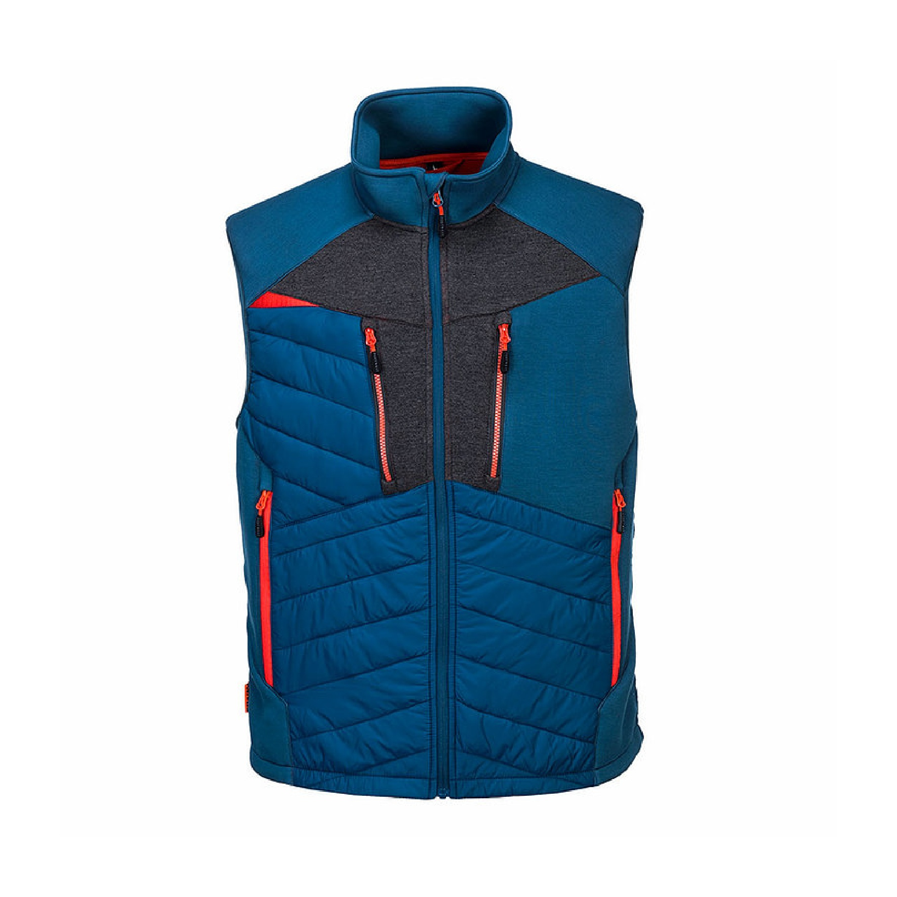 Redrok Workwear Centre Plymouth - Portwest - DX4 Baffle Gilet Metro Blue