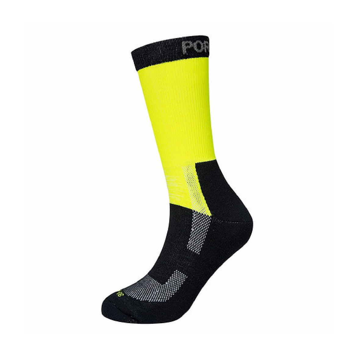 Redrok Workwear Centre Plymouth Hi-Visibility Sock - Yellow