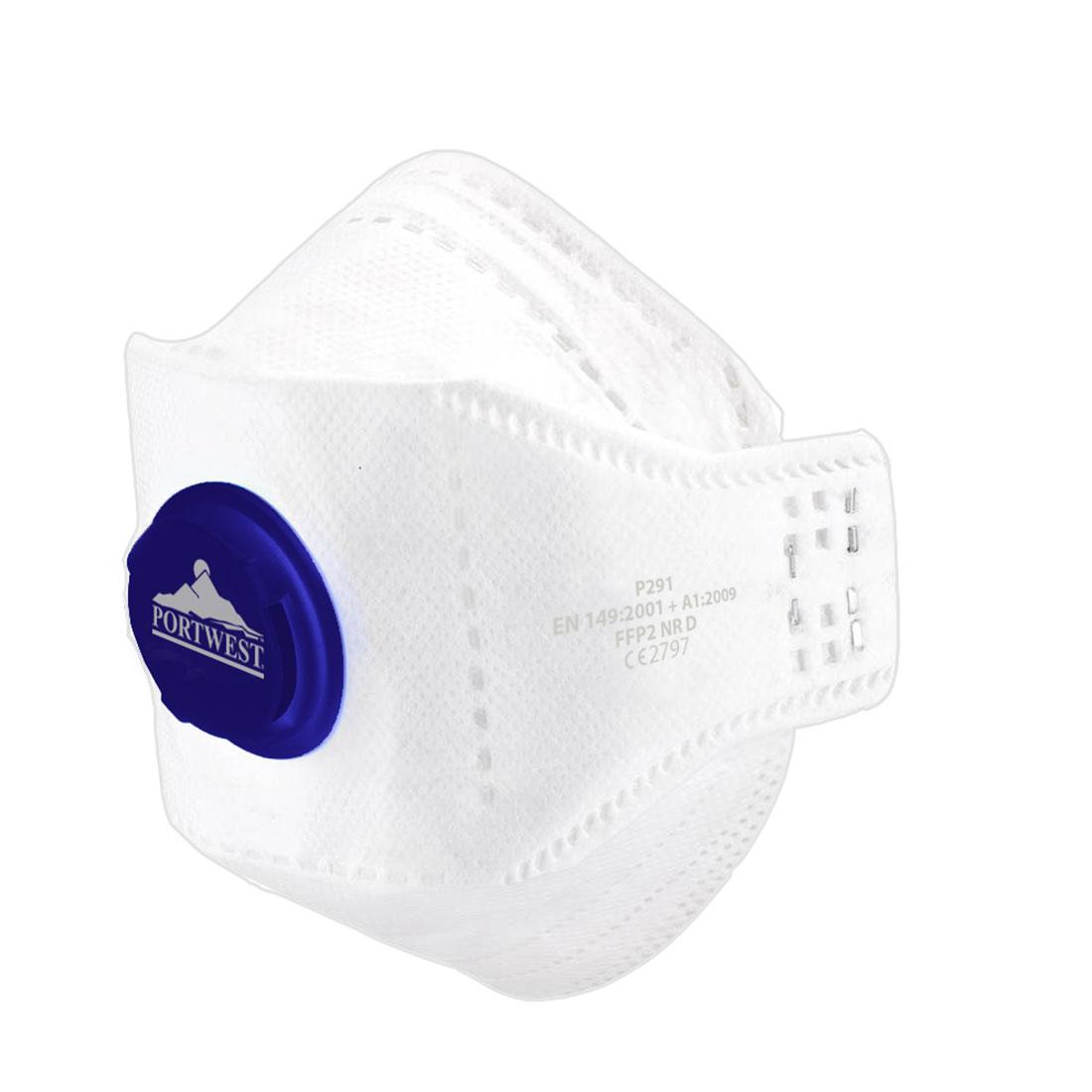 Portwest Valved Dolomite Fold Respirator