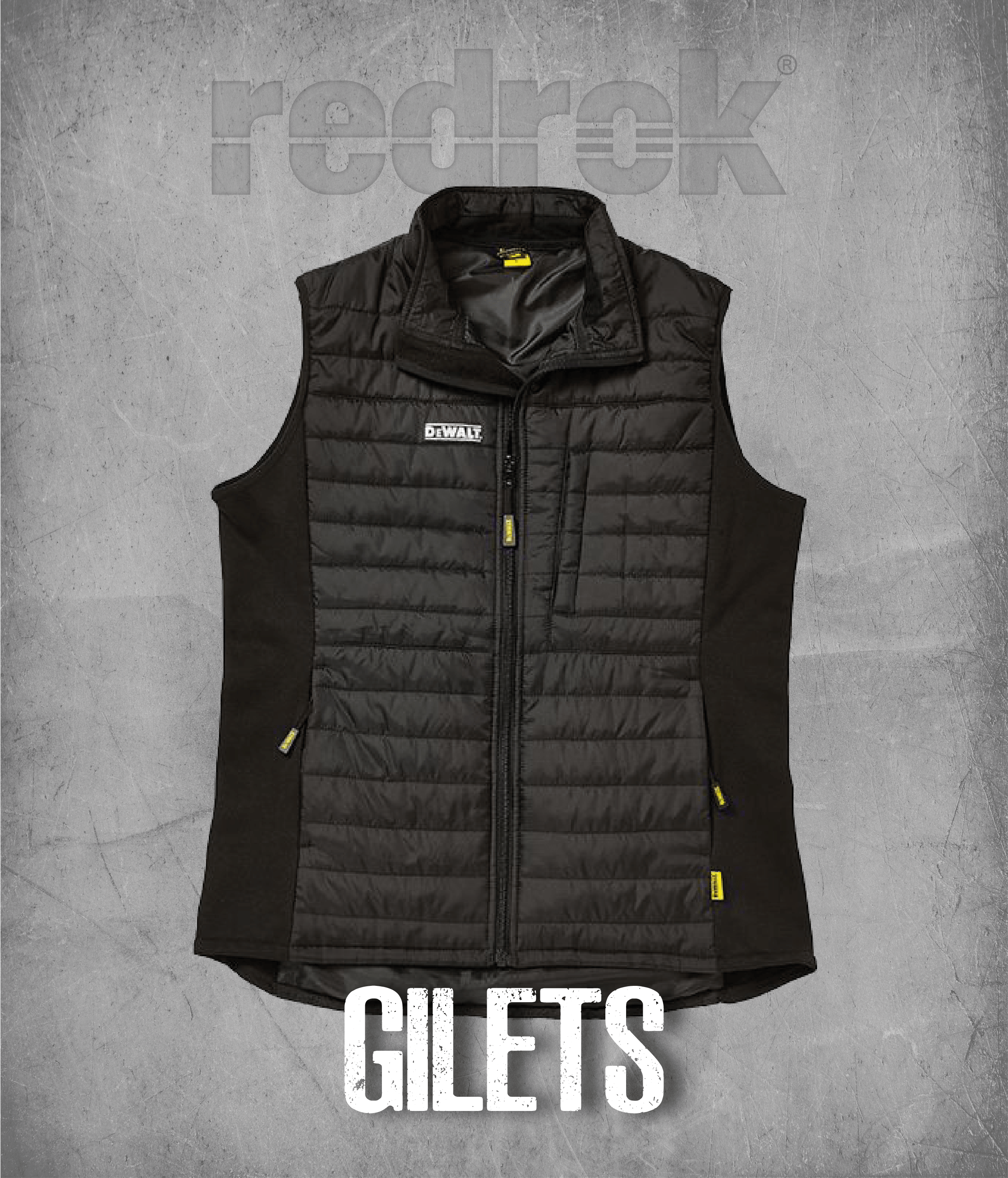 Redrok Workwear Centre - Plymouth | Gilets