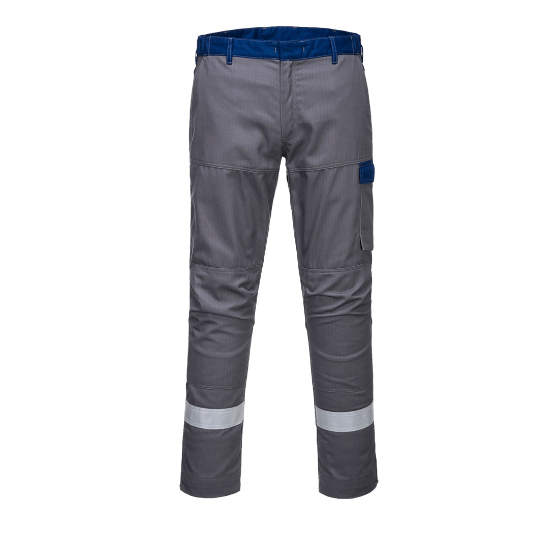 Portwest Bizflame Two-Tone Trouser - Grey
