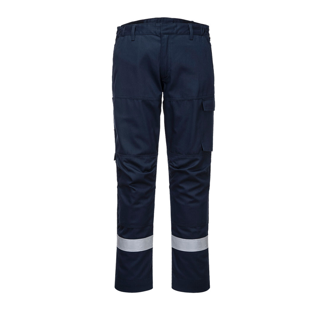 Portwest Bizflame Ultra Trouser - Navy Front