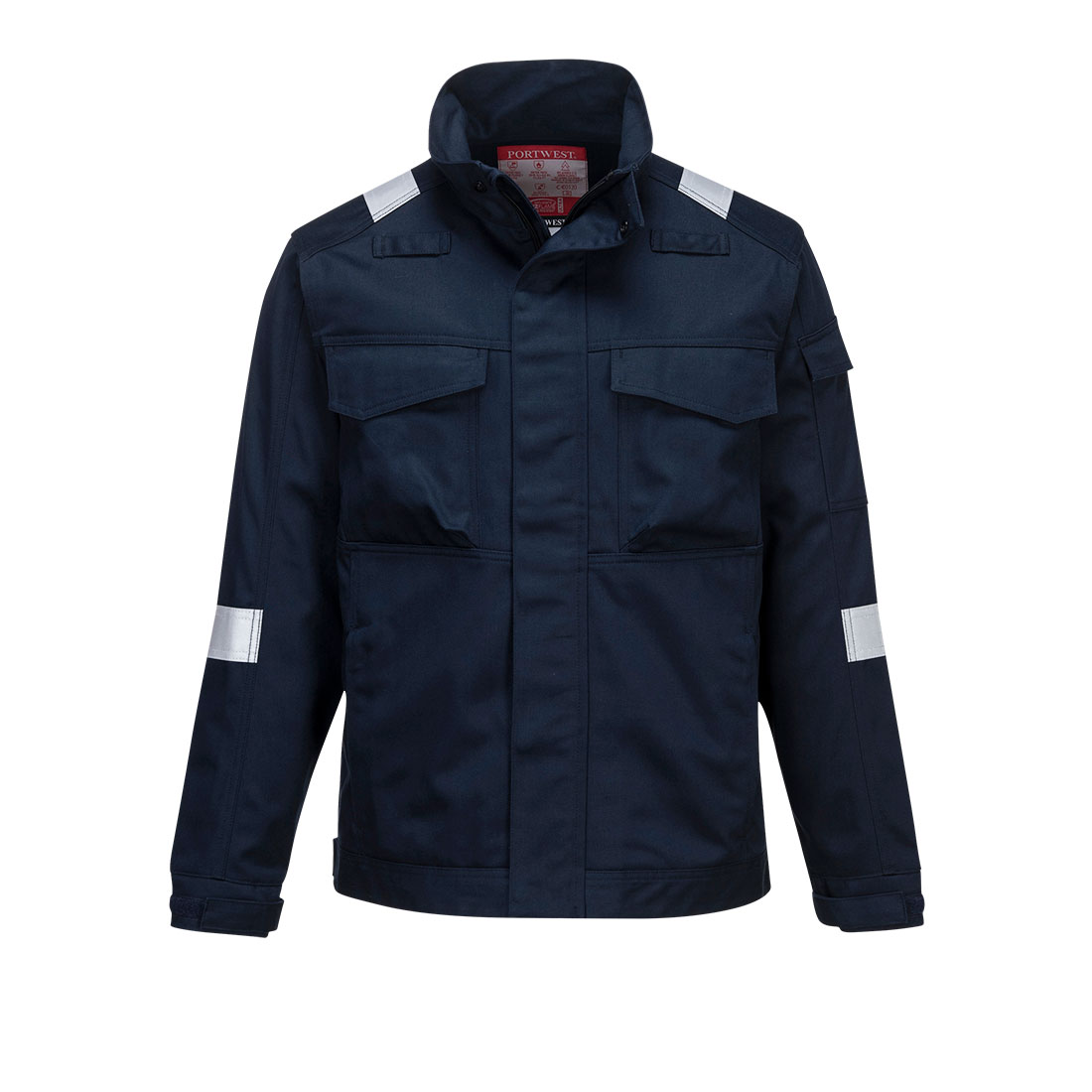 Portwest Bizflame Ultra Jacket - Navy