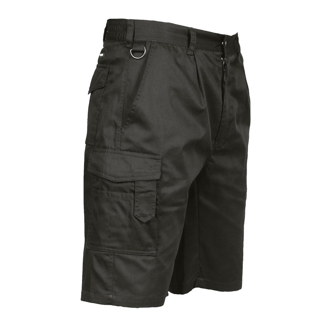 Portwest Combat Shorts - Black