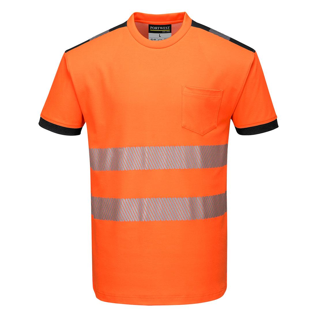 Portwest PW3 Hi-Vis T-Shirt S/S