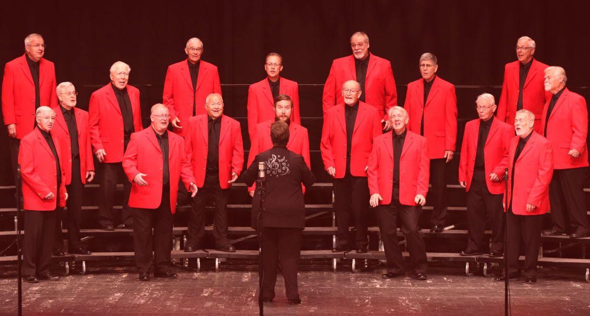 The Red Rose Chorus