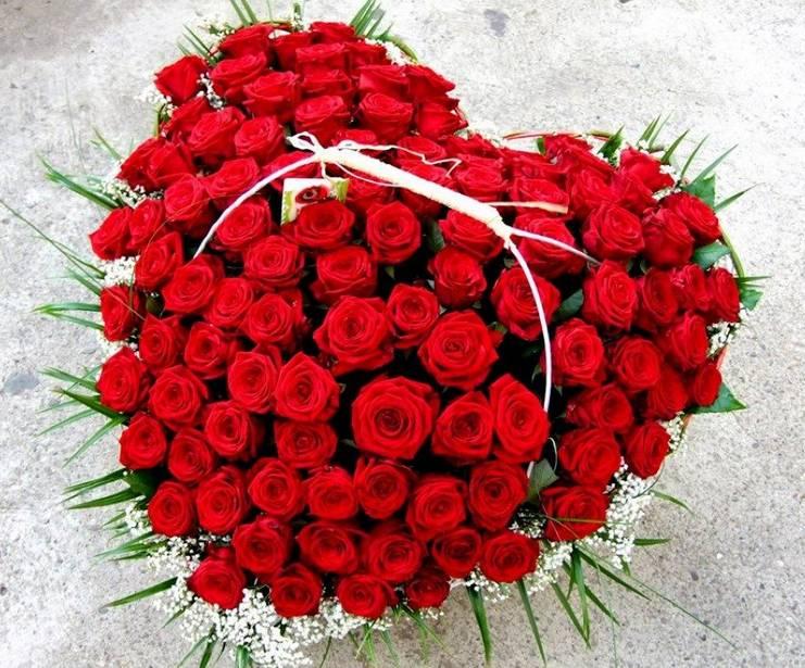 Korpa 101 ruža 4