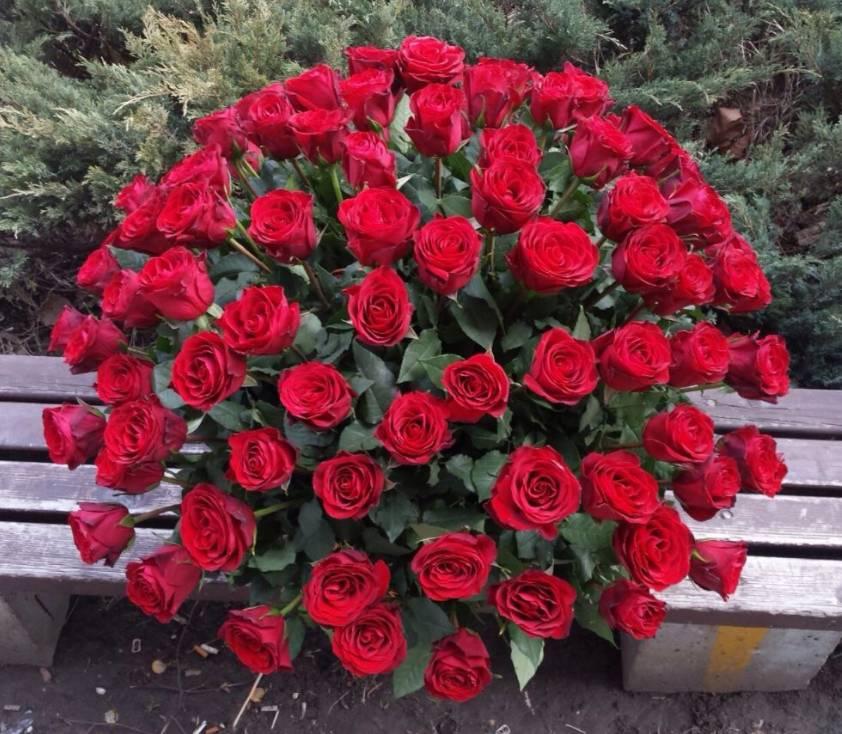 Korpa 101 ruža 18