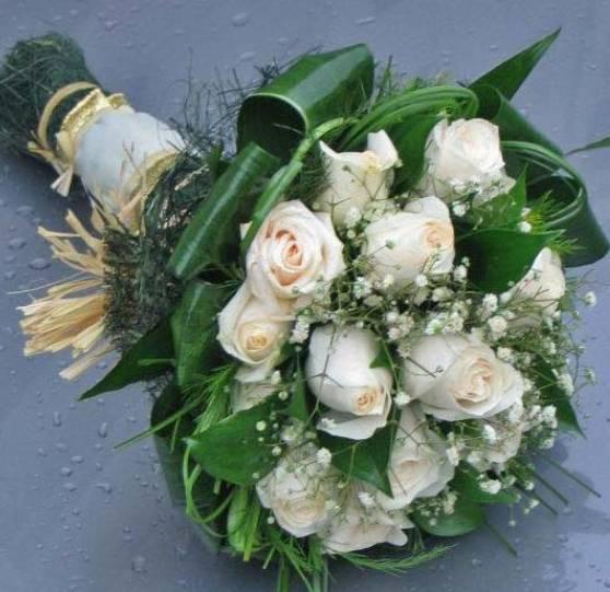 Bidermajer klasik od bež ruža 40eur